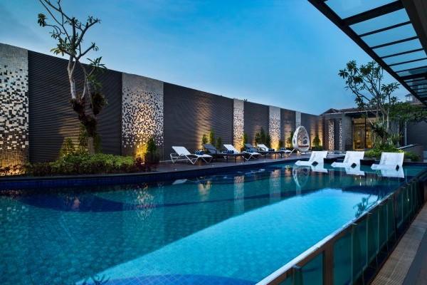 Piscine - Hôtel Ibis Styles Bali Petitenget 3* Denpasar Bali