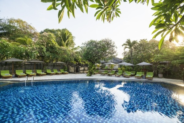 Piscine - Kuta Sea View Boutique Resort & Spa 4*