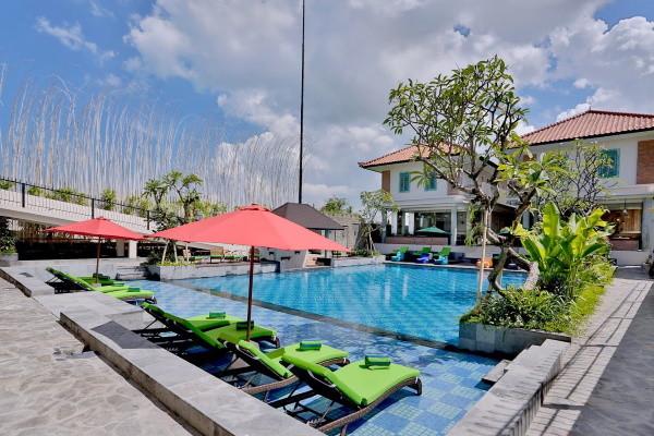 Piscine - Maison At C Boutique & Spa 4* Denpasar Bali