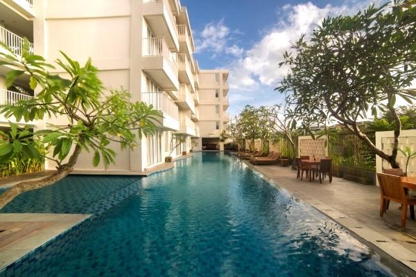 Piscine - Hôtel Paragon Seminyak 4* Denpasar Bali