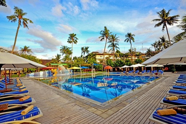 Piscine - Hôtel Prama Sanur Beach 4* sup