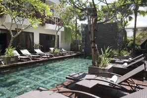 Bali-Denpasar, Hôtel Sense Hotel Seminyak
