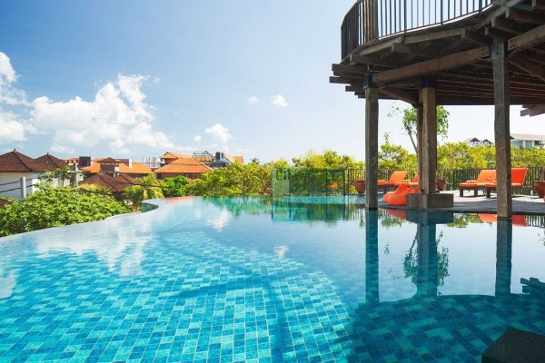 Piscine - Sun Island & Spa Legian 4* Denpasar Bali