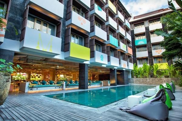 Piscine - Tijili Seminyak 4* Denpasar Bali