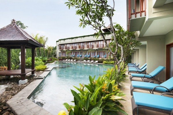 Piscine - Ubud Wana Resort