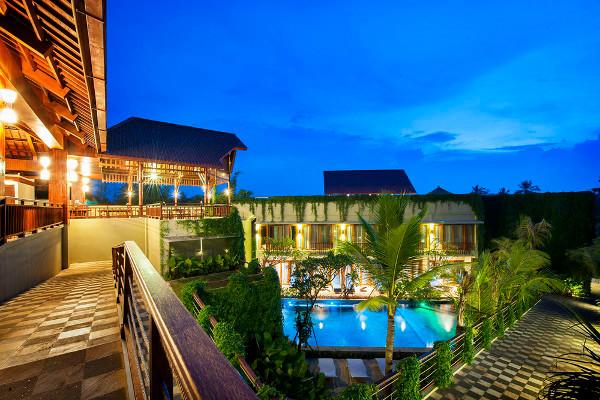 Piscine - Ubud Wana Resort 4* Denpasar Bali