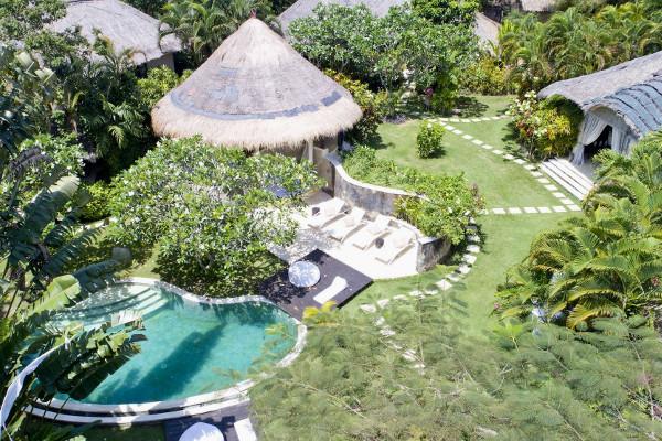 Vue panoramique - Villa Mathis Umalas