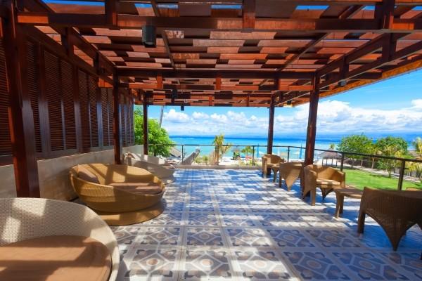 Terrasse - Adiwana Svarga Loka & Uppala Villa Nusa Dua 4* Denpasar Bali