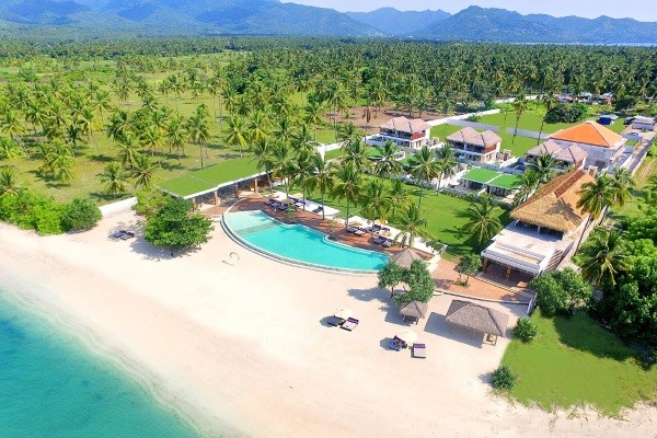 Vue panoramique - Abirama Ubud Villa Anema Resort Gili Lombok Anema Villa Seminyak 4* Denpasar Bali