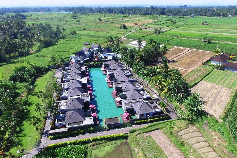Vue panoramique - Furama Villas & Spa 4* Denpasar Bali