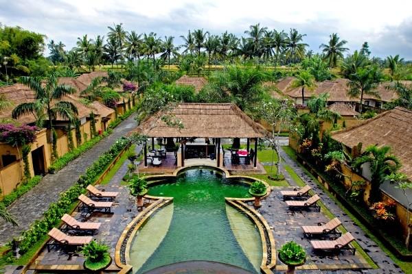 Vue panoramique - Furama Xclusive Resort & Villas Ubud / The Sakaye Luxury Villas & Spa 4* Denpasar Bali