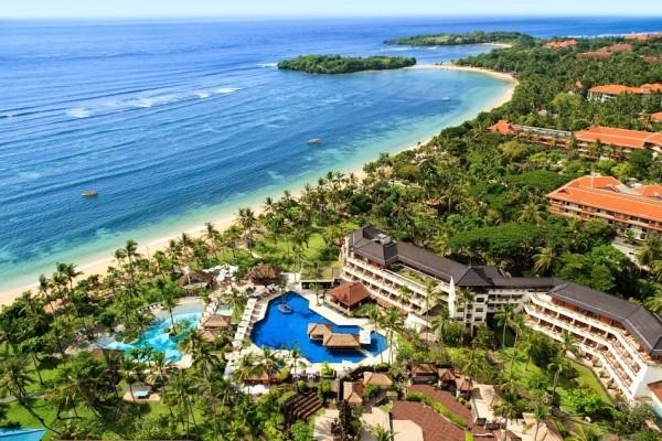 Vue panoramique - Club Kappa Club Bali 5* Denpasar Bali