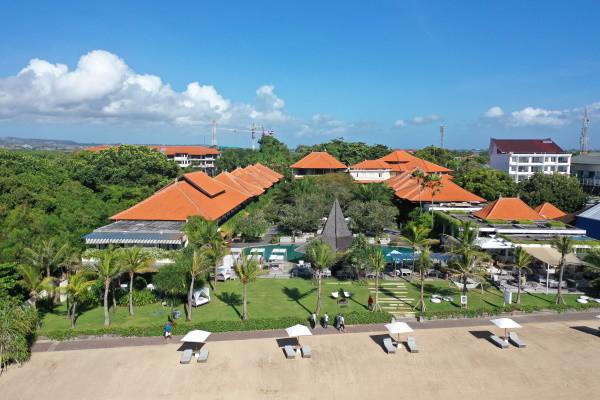 Vue panoramique - Sadara Boutique Beach Resort 4* Denpasar Bali