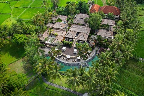 Vue panoramique - The Ubud Village 4*