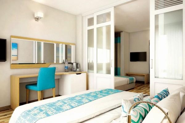 Chambre - Hôtel Tui Family Life Nevis Resort 4* Burgas Bulgarie