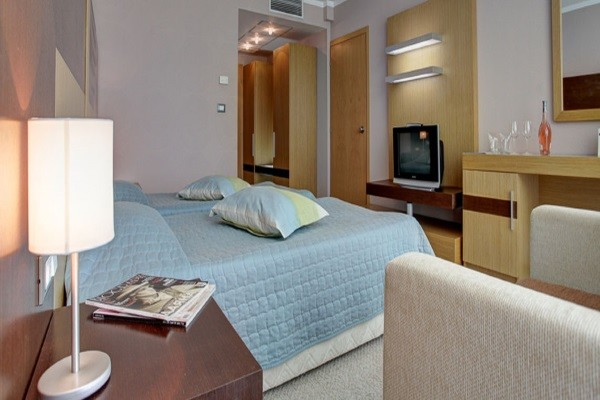 Chambre - Hôtel Zornitza Sands Beach & Spa 4* sup Burgas Bulgarie