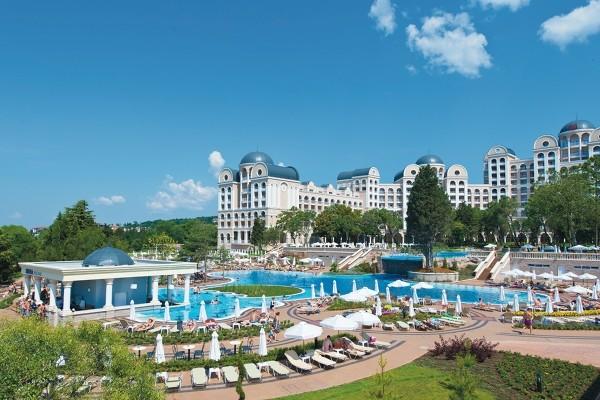 Piscine - Hôtel Club Hôtel RIU Helios Paradise 4* Burgas Bulgarie