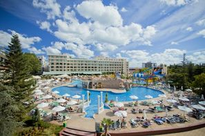 Bulgarie-Burgas, Hôtel DIT Evrika Beach Club Hotel