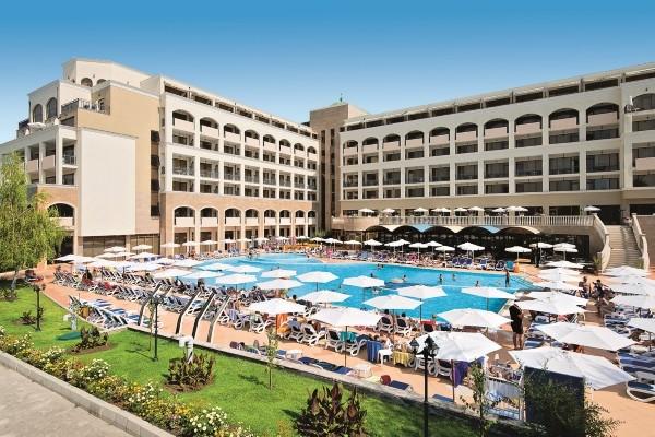 hôtel - piscine - Sol Nessebar Bay