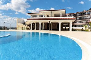Bulgarie-Burgas, Hôtel Tui Family Life Nevis Resort