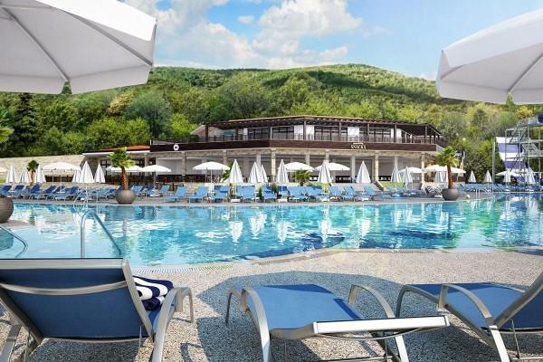 Piscine - Hôtel Tui Family Life Nevis Resort 4* Burgas Bulgarie