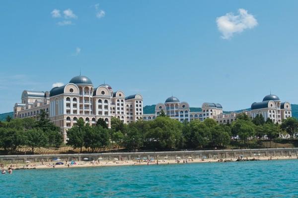 Plage - Hôtel Club Hôtel RIU Helios Paradise 4* Burgas Bulgarie
