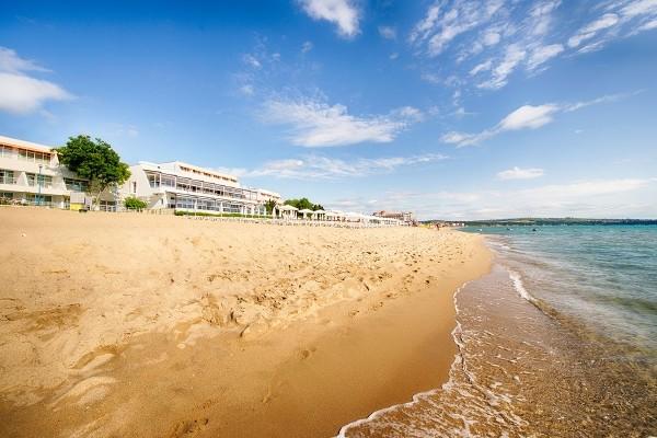 Plage - Hôtel SUNEOCLUB Helios Beach 3* Burgas Bulgarie