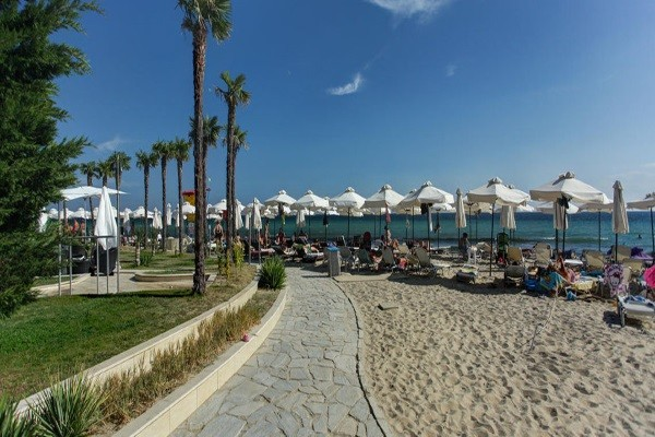 Plage - Hôtel Zornitza Sands Beach & Spa 4* sup Burgas Bulgarie