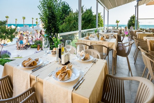 Restaurant - Club Coralia Bulgaria 4* Burgas Bulgarie