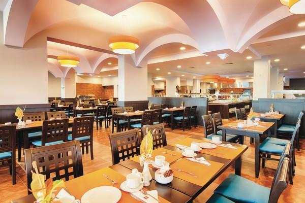 Restaurant - Hôtel RIU Helios Bay 4* Burgas Bulgarie