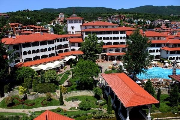 Vue panoramique - Hôtel HELENA PARK 5* Burgas Bulgarie