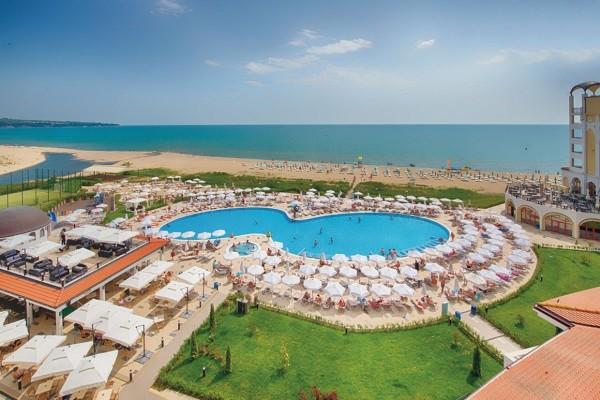 Vue panoramique - Hôtel RIU Helios Bay 4* Burgas Bulgarie