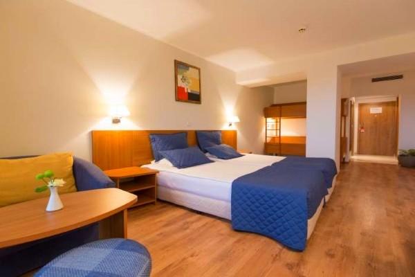Chambre - Hôtel Madara Park Hotel 4* Varna Bulgarie