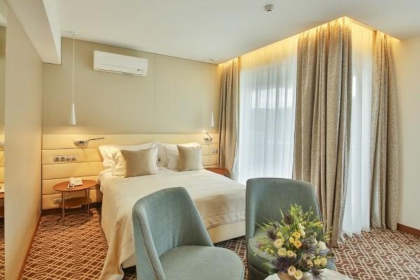 Chambre - Hôtel Maritim Hôtel Paradise Blue Albena 5* Varna Bulgarie