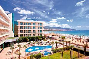 Bulgarie-Varna, Hôtel Evrika Beach Club