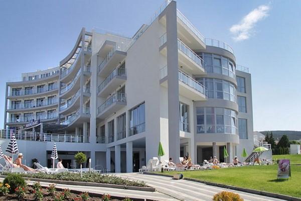 Facade - Hôtel Moonlight 5* Varna Bulgarie
