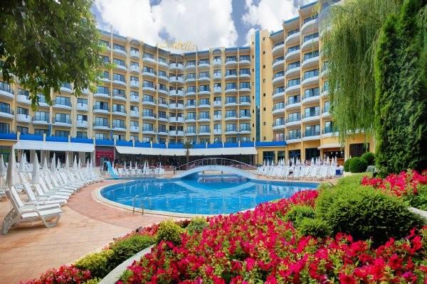 Piscine - Club Arabella 4* Varna Bulgarie