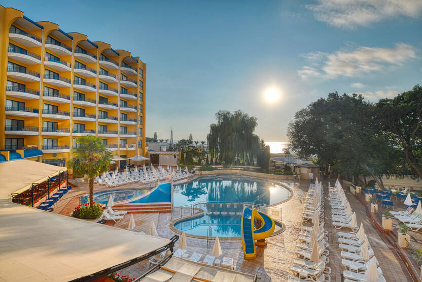 Hôtel Framissima Arabella Varna Bulgarie