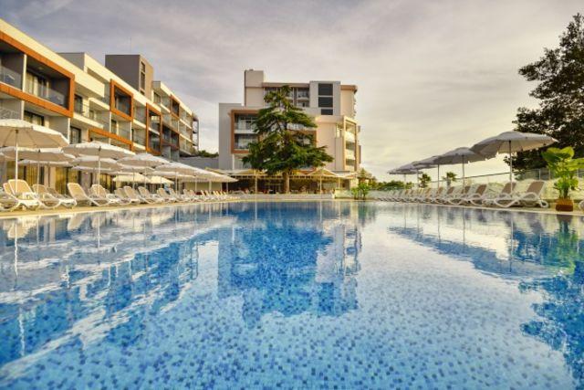 Fram Bulgarie : hotel Hôtel Marea - Varna