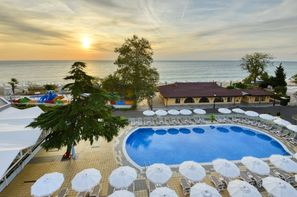 Bulgarie-Varna, Hôtel Marea