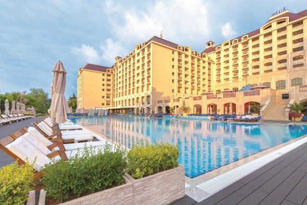 H tel the level melia grand hermitage varna bulgarie for Grand hotel pas cher