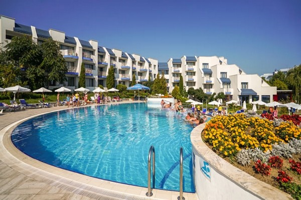 Piscine - Club Top Clubs Sineva Park 4* Varna Bulgarie