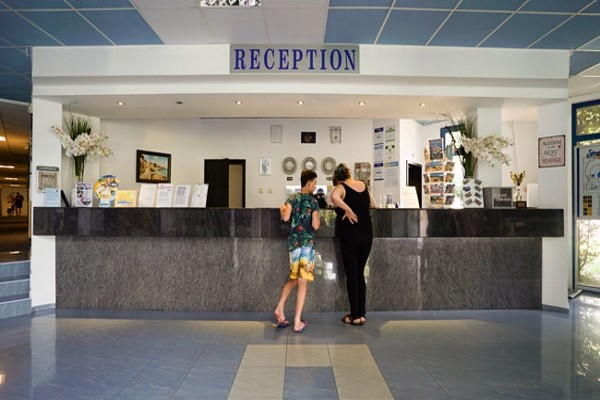 Reception - Club Top Clubs Sineva Park 4* Varna Bulgarie