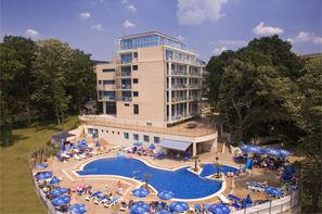Bulgarie-Varna, Hôtel Holiday Park