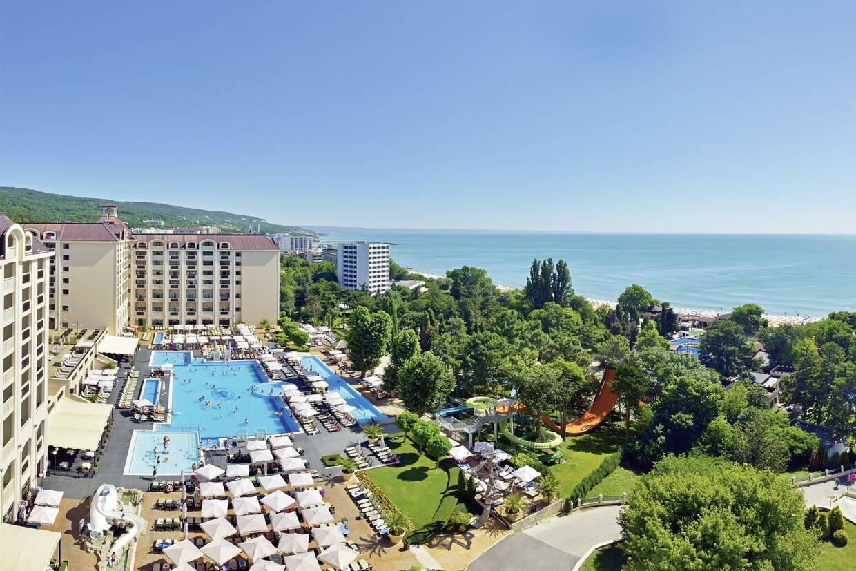 Vue panoramique - Hôtel Melia Grand Hermitage 5* Varna Bulgarie