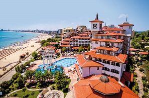 Bulgarie-Varna, Hôtel Royal Palace Helena Sands - La collection
