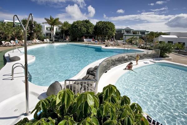 (fictif) - Hôtel Aparthotel HG Lomo Blanco 2* Arrecife Canaries