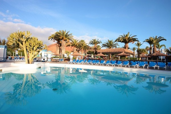 (fictif) - Hôtel Marconfort Atlantic Gardens Bungalows 3* Arrecife Canaries