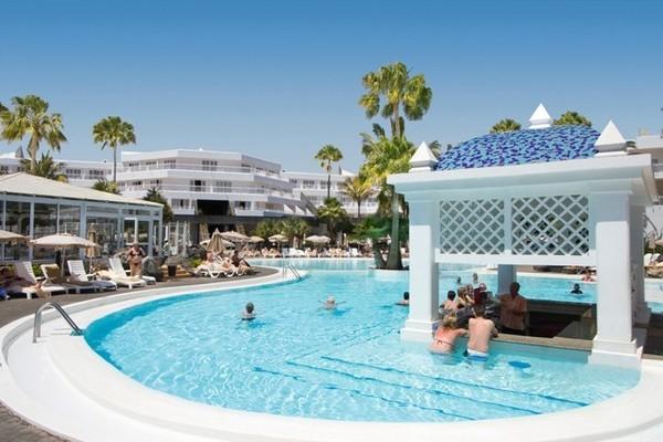 (fictif) - Hôtel Riu Paraiso Lanzarote Resort 4*