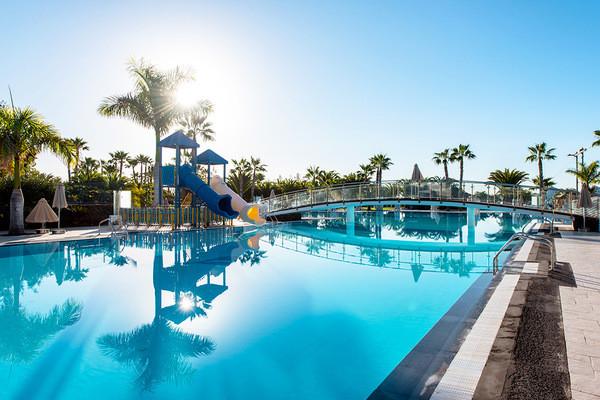 (fictif) - Hôtel THB Tropical Island 4* Arrecife Lanzarote